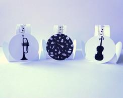 Forminhas - Notas Musicais
