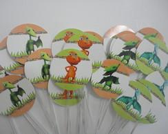 Topper Dinotrem - Dinossauros