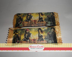 Chocolate 25gr Piratas do Caribe