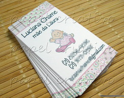 Mommy Cards - beb� patchwork
