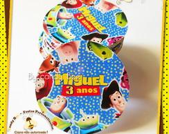 R�tulo Adesivo personalizado Toy Story