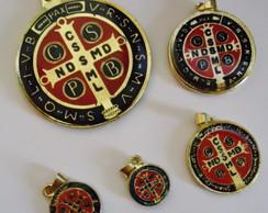 Medalhas de S�o Bento/ Chaveiros