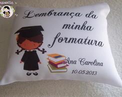 ALMOFADA PERSONALIZADA FORMANDA 20X15