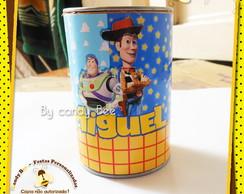 Cofrinho Personalizado Toy Story