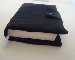 Capa/ Bolsa Para Livro MASCULINA