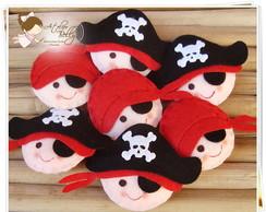 Chaveiros De Pirata
