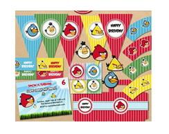 kit festa angry birds