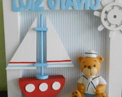 Quadrinho Urso Marinheiro