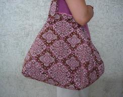 Bolsa com abertura vertical bandana