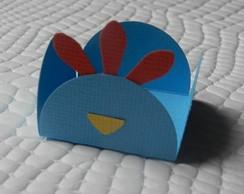 Forminha docinhos galinha pintadinha