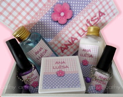 KIT SELF SERVICE LIL�S E ROSA