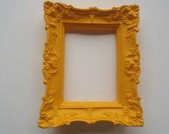 Espelho proven�al  Amarelo 12x14