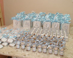 Lembrancinha Maternidade Menino kit