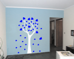 Adesivo Decorativo De Parede - �rvore