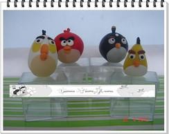 Caixa em acr�lico Angry Birds