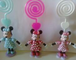 Lembrancinhas Minnie Porta recados