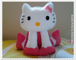 Hello Kitty enfeite centro de mesa