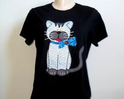 Blusa Gato