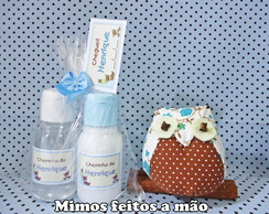 Kit hidratante e �lcool gel 30ml!!!!