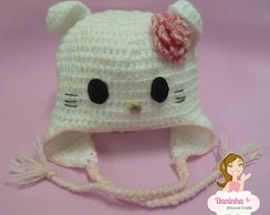 Touca Hello Kitty