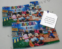 QUEBRA CABE�A TURMA DO MICKEY