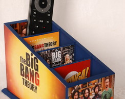 Porta Controles The Big Bang Theory