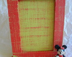 Porta retrato Minnie !!!
