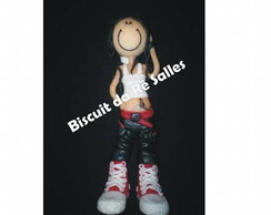Boneca de Biscuit de All Star
