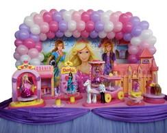 Decora��o Barbie Escola de Princesas