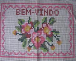Lavabo Floral 13