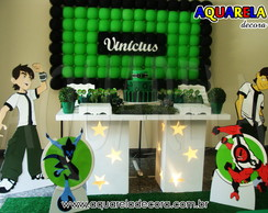 DECORA��O FESTA CLEAN BEN 10