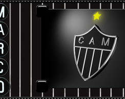 R�tulo Atl�tico Mineiro
