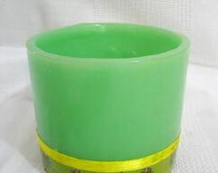 Lumin�ria Cilindrica com barra decorada