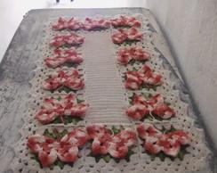 tapete borboleta barroco