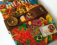 Di�rio de viagem serie Brasil - On�a