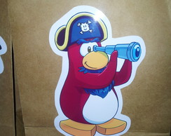 Sacola Surpresa Club Penguin