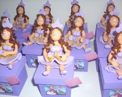 Caixa decorada para anivers�rio