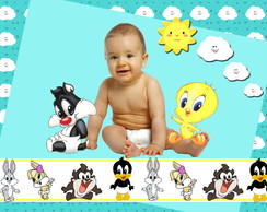 Baby Looney Tunes - arte digital