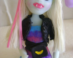 boneca monster high  Abbey Bominable
