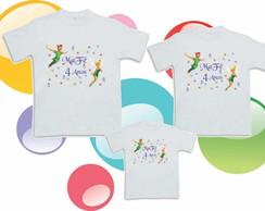 Camiseta Anivers�rio Tinker Bell