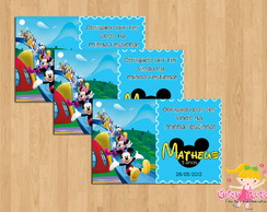 Tag Turma do Mickey Mouse