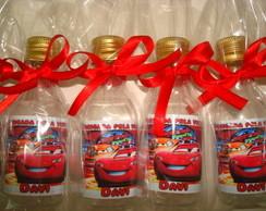 Mini Garrafinha Carros Disney