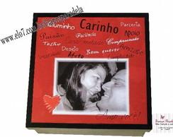 Caixas especiais - Namorados