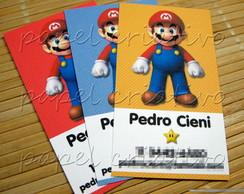 Calling Cards Kids - Mario