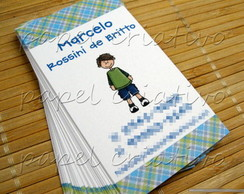 Calling Cards Kids - Guilherme