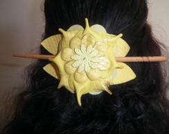 palitos para cabelo