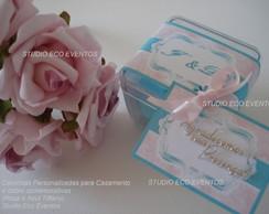Lembrancinhas Finas (Branco rosa e azul)