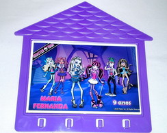 Porta-chaves C/ Foto 10x15 MONSTER HIGH