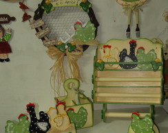 Conjunto 6 pe�as TRIO COC�S