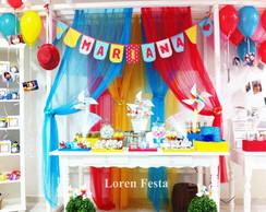 Festa a Fantasia Infantil - Loren Festa